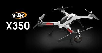 X350 Air Dancer 3D Aerobatic Stunt Brushless Quadcopter Drone - Special Offer!