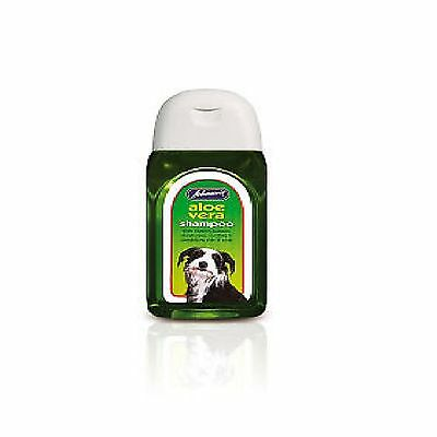Johnsons Aloe Vera Shampoo 125ml - dogs. Posted Today If Paid Before 1pm