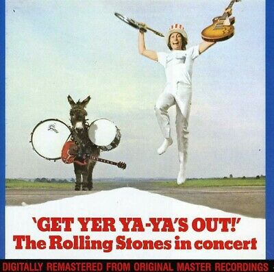 Rolling Stones : Get Yer Ya-Yas Out! CD
