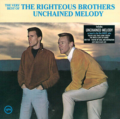 The Righteous Brothers : The Very Best Of The Righteous Brothers: Unchained