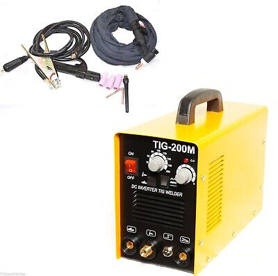200m TIG / mma arc Welding Machine 220v Stainless Welder Metal Copper