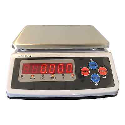 Bench Top Scale 15kg* 1g - One year Warranty