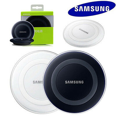 OEM Genuine Wireless Charger Charging Pad+Wireless Charger Receiver For Samsung
