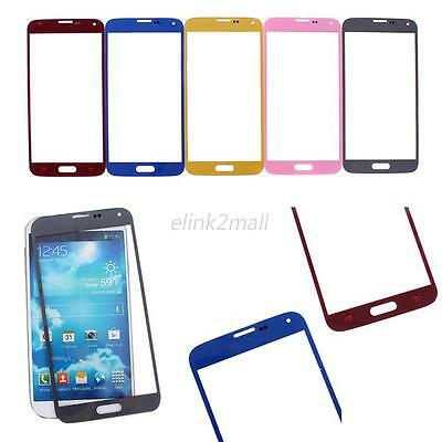 Hot Sale Outer Screen LCD Touch Screen Lens Front Glass Cover For Samsung Galaxy