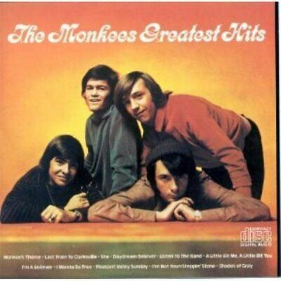 Various Artists : The Monkees - Greatest Hits CD