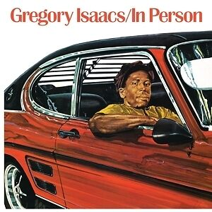 In Person - ISAACS GREGORY [LP]