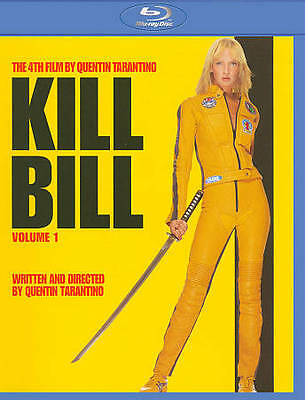 Kill Bill 1 [Blu-ray] [2003] [US Import] Blu-ray