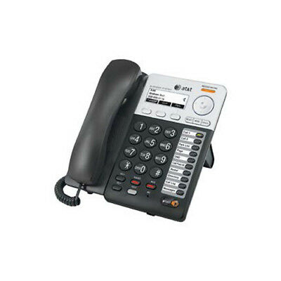 AT&T SB67025 1.9GHz Corded Phone W / Voice Over Internet Protocol (VoIP)