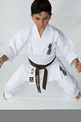 K-470 12oz Kyokushin Gi  In Stretch Fabric  95% Cotton  ....Reg $100 Sale $59.99