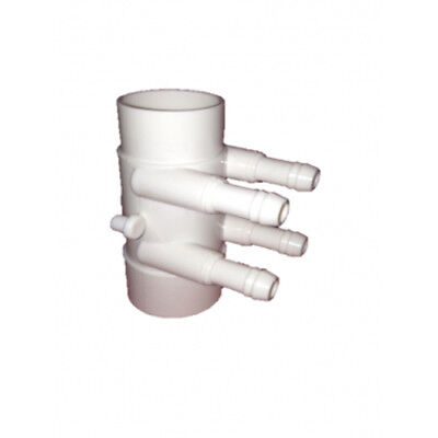 Air Manifold 4 Port 25mm (Spa Plumbing Part)