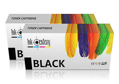 Ink Centery - Pack 2 toners compatible HP Q2612A FX10 FX9, color negro, 2000 pag