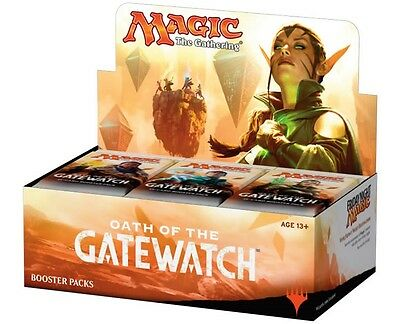 Caja Sellada Sealed Oath Of The Gatewatch