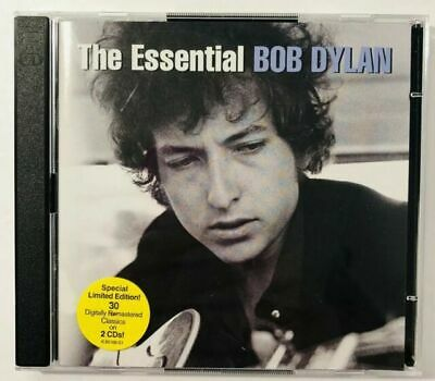 Dylan, Bob : The Essential Bob Dylan CD