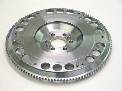 MGB Steel Lightweight Flywheel For 5 bearing Engine And 4 Synchro Gearbox