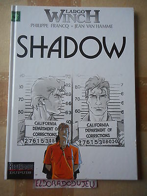 Eldoradodujeu > Bd - Largo Winch 12 Shadow - Dupuis Eo 2002 Tbe-