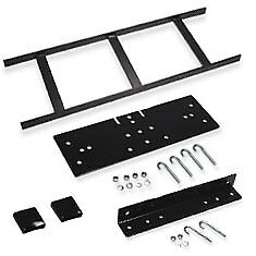 ICC ICC-ICCMSLRW05M 5ft RUNWAY RACK TO WALL KIT