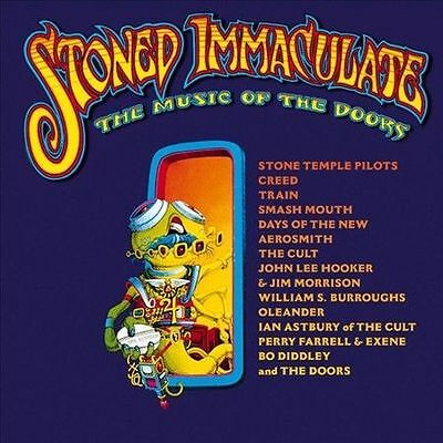 Various Artists : Stoned Immaculate: Music of the Doors CD