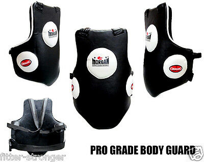 New Morgan Elite Upper And Lower Body Guard Mma Kickboxing V2 Professional Kick