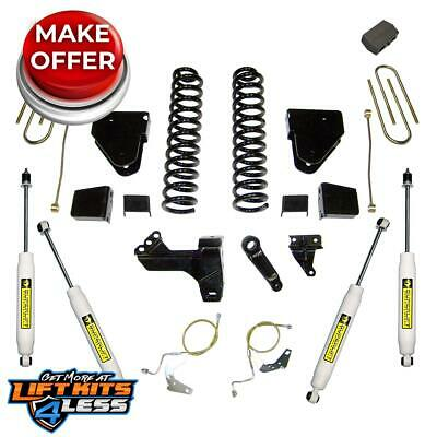 "2011-2016 Ford F-250 F-350 Diesel 6"" SuperLift Suspension Lift Kit 4WD Made USA!"