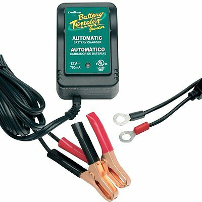 NEW Battery Tender 021-0123 Battery Tender Junior 12V Battery Charger