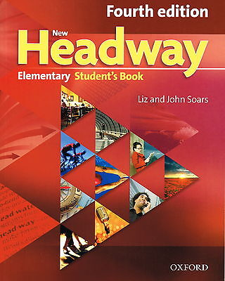 Oxford NEW HEADWAY Elementary FOURTH 4th EDITION Student's Book | Soars @NEW@