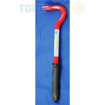 "10"" / 250mm Pry Bar Nail Puller with Soft Handgrip Toolzone PN013"