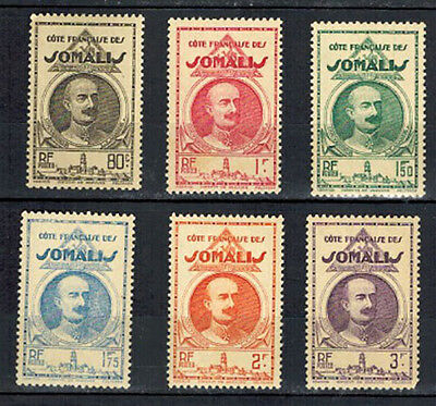 1938//colonies /cote Des Somalis**lagarde//timbres-Neufs.yt.161/6