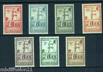 1938-SOMALIS//COLONIES FRANCAISES - MOSQUEE-DJIBOUTI - TIMBRES-NEUFS.Yt.148/4
