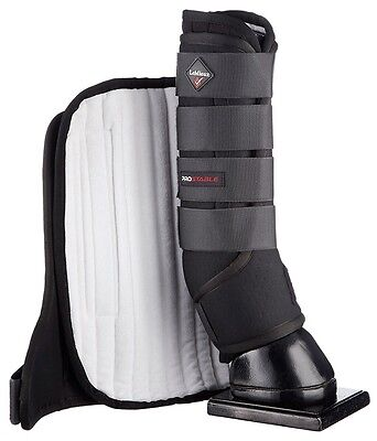 LeMieux STABLE BOOTS Wicking Protective Easi Breathe Travel/Support Wraps S - XL