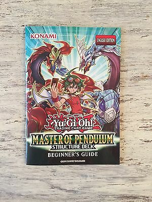 Beginner's Guide - Master of Pendulum Structure Deck - Yu-Gi-Oh! - Yugioh