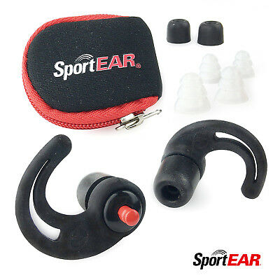 SPORTEAR X PRO EAR PLUGS Shooting Hunting Work Motoring Sport Military Earplugs