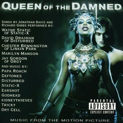 Various Artists : Queen of the Damned CD