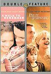 A Walk to Remember/Pay It Forward DVD