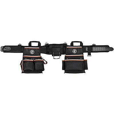 Klein Tools 55429 Tradesman Pro Electrician's Tool Belt (X-Large) Free Shipping