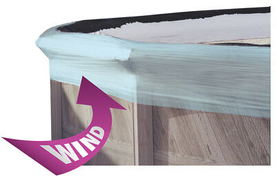 Swimming Pool Winter Cover Protective Seal