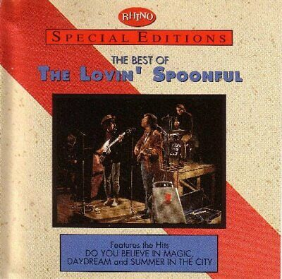 Lovin Spoonful : Best of CD