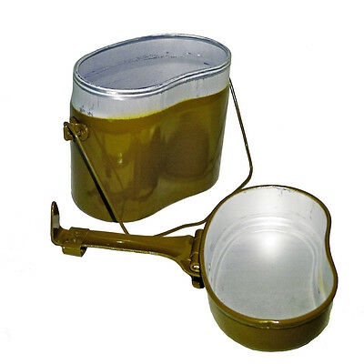 Russian Army Bowler Kettle Military Set Canteen Pot