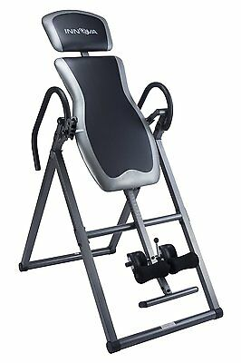 HEAVY DUTY FITNESS INVERSION TABLE BACK RELIEF EXERCISE THERAPY Innova ITX9600