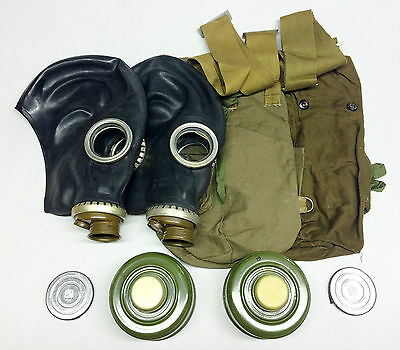 Original Gas Mask GP-5 - New All sizes available 1 2 3 4