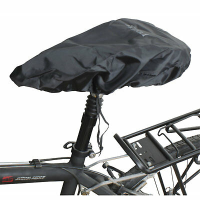 Ventura Leather Bike Bicycle Saddle Seat Protection Rain Cover in Travel Bag