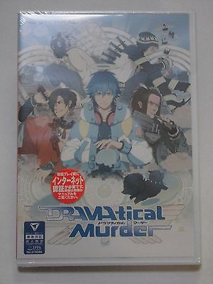 PC BL Game DRAMAtical Murder From Japan F/S
