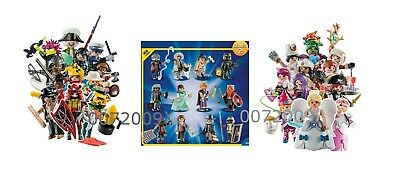 Playmobil 70025 70026 All  24  Mystery Figures Serie 15  New  Unopened Bag