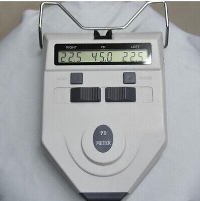 Digital PD ruler pupilometer PD Meter centrometer Ophthalmology Optometry