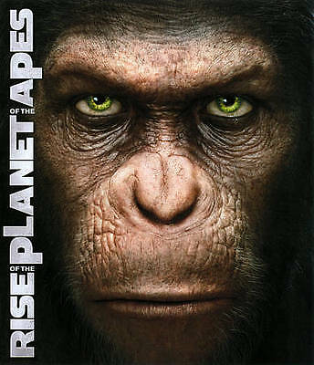 Rise of the Planet of the Apes (Two-Disc Blu-ray