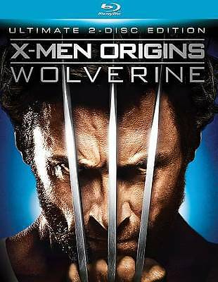 X-Men Origins: Wolverine (Two-Disc Ultim Blu-ray