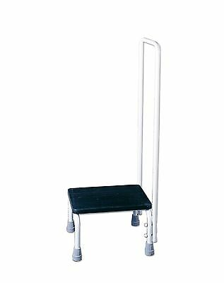 NRS Healthcare Step Stool and Hand Rail NRS Healthcare