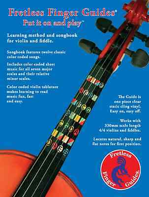 Learn how to play violin or learn how to play fiddle Songbook and 4/4 guide