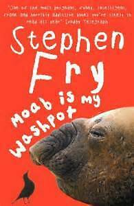 Moab is My Washpot by Stephen Fry (Paperback, 2004), Like new, free shipping