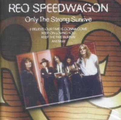 Reo Speedwagon : Only the Strong Survive CD
