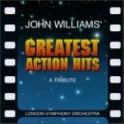 Various Artists : John Williams: Greatest Action Hits CD
